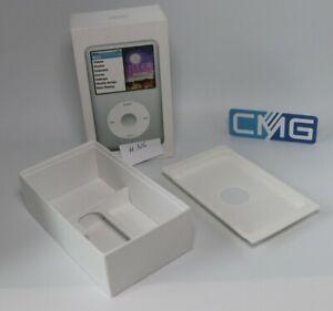 Apple iPod Classic 160GB Originalverpackung Box Verpackung Leerverpackung OVP