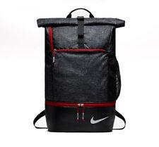 NIKE Golf 2018 New Backpack Bag Black Sports Black Soccer/Gym/Hiking GA0262