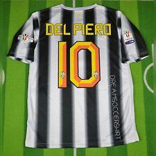 Maglia Juventus Del Piero 2011 2012 Last Match Ultima Partita