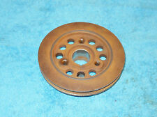 62 63 64 65 1966 1967 1968 Ford Mustang Falcon 6CY 170 200 CRANK BALANCER PULLEY