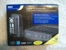 RCA Digital TV Converter DTA800
