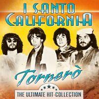 I SANTO CALIFORNIA - TORNERO,THE ULTIMATE HIT-COLLECTION  2 CD NEW+