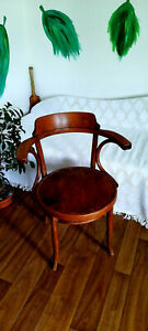 Thonet Chair Antique Bentwood Chair B2 Thonet Mundus