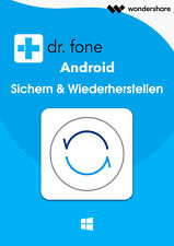 Dr.Fone Android WIN Sichern & Wiederherstellung lifetime dt.Vollver.Download