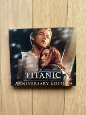 JAMES HORNER - TITANIC [ANNIVERSARY EDITION] CD excellent stickers complete