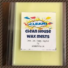 All Natural, Non Toxic Clean House Wax Melts