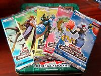 100x Yu-Gi-Oh Battle Pack 3 Monster League 1st Edition Booster Packs!!