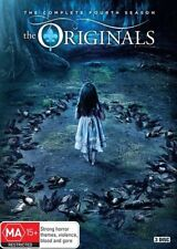 The Originals : Season 4 (DVD, 2018, 3-Disc Set)