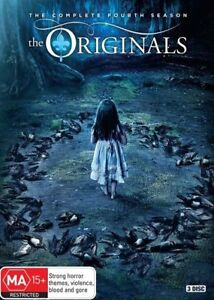 The Originals : Season 4 (DVD, 3-Disc Set) NEW