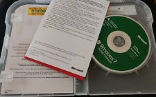 Microsoft Windows 7 Home Premium Full Retail Betriebssystem Service Pack 1