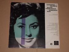 CATERINA VALENTE & SILVIO FRANCESCO EDMUNDO ROS -s/t- LP