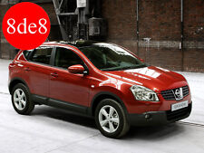 Nissan Qashqai J10 (2007) - Manual de taller en CD