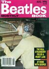 THE BEATLES MAGAZINE MONTHLY BOOK no. 244 August 1996
