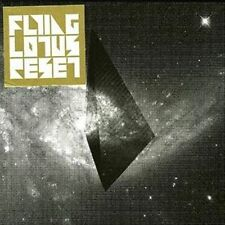 Reset [EP] by Flying Lotus (CD, Oct-2007, Warp)