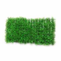 Fish Aquarium Tank Green Plastic Lawn Grass Decoration