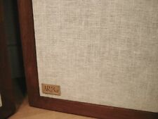 AR 2,3 SPEAKER LINEN GRILL CLOTH-HIGHEST QUALITY also for DYNACO,KLH - REDUCED!