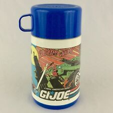 G.I. Joe Thermos Hasbro Aladdin Cartoon Vintage Collectible 90s 1992 Hero Toys