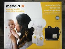 Medela Pump In Style Advanced Double Breastpump On-the-go-tote
