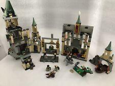 RARE Harry Potter Lego Bundle Hogwarts Castle 4709 + 4 Sets 4711 4731 4733 4750