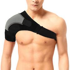 Neoprene Brace Dislocation Pain arthr Shoulder Support Strap Wrap Belt Right