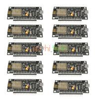 10PCS NodeMcu Lua ESP8266 Module ESP-12E CH340G WIFI Network Development Board