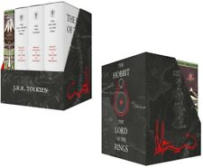 THE MIDDLE EARTH TREASURY: THE HOBBIT + THE LORD OF THE RINGS - COMPLETE Bookset