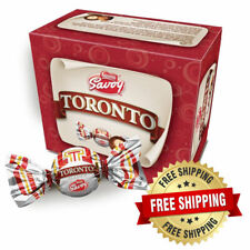 1 Box Toronto Nestle Venezuela Savoy 36 Units Chocolate New  Free Shipping