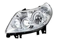 FIAT DUCATO 2010-2014 CHROME VP1404L LEFT HEADLIGHT RHT