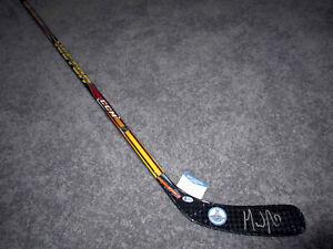 DAVID PERRON St Louis Blues Autographed SIGNED Hockey Stick w/ BAS COA