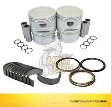 Rod,Piston & Ring Set 96-99 Chevrolet Pontiac Malibu Sunfire 2.4L Dohc