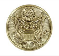 Genuine U.S. Army Button: Eagle 20 Ligne - Pair