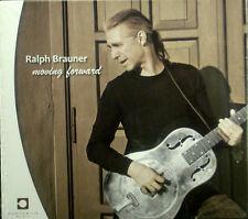 CD RALPH BRAUNER - moving forward, ovp