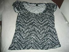 TEE-SHIRT     ** H&M  ** Taille L