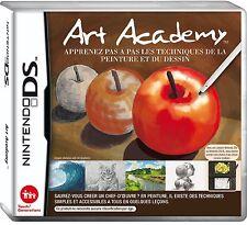 27582//ART ACADEMY POUR NINTENDO  DS EN TBE