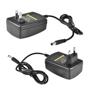 AC100-240V to 24V Adapter Wall Charger Power Supply Cord for LED Strip Light SPS