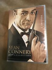 James Bond: Connery, Vol. 2 (DVD, 2012, 3-Disc Set) NEW