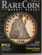 Rare Coin Market Report PCGS Guide January/February 2020