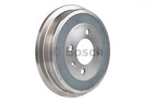 2x Bremstrommel für Bremsanlage Hinterachse BOSCH 0 986 477 106