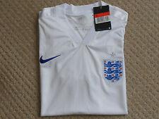 Nike England FIFA World Cup 2014 Home Football Shirt Adult Size Large BNWT.