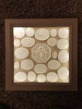 22 Grand Tour Intaglios Display Cabinet Light Frame Box Gems Medallions Tassie