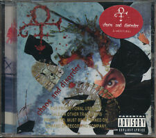 Prince Chaos and Disorder RARE out of print original promo issue CD '96