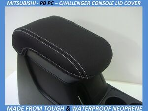 MITSUBISHI CHALLENGER PB - PC   CONSOLE LID COVER (WETSUIT MATERIAL) NEOPRENE