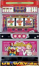 S-0082 Las Vegas Slot Maschine Spielautomat Geldspielautomat Einarmiger Bandit