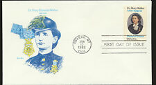 #2013 Dr Mary Edwards Walker Civil War Army Surgeon Tudor Houset 1982 (Lot 1037