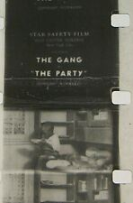 THE GANG THE PARTY  16MM FILM MOVIE ON REEL AP
