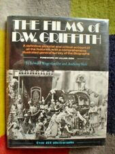 MOVIE BOOK THE FILMS OF D W GRIFFITH FULLY ILLUSTRATED 276 PAGES B/W
