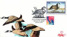 #RW64 Canada Goose B Line FDC (2931997RW64001)