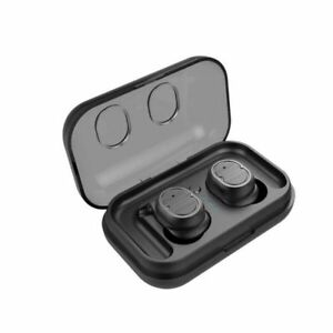 TWS-8 Bluetooth 5.0 Touch wireless stereo headset sports earphones