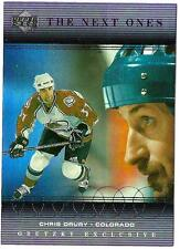 WAYNE GRETZKY 1999-00 Upper Deck Gretzky Exclusive - card # 86 (ex-mt)
