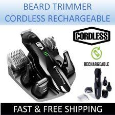Remington Mens Shaver Beard Trimmer Cordless Electric Grooming Kit Hair Clipper